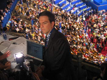Ed Helms of the Daily Show