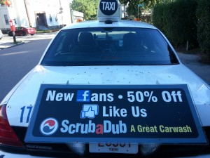ScrubADub offering 50% off if you like them on Facebook
