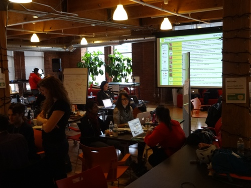 Toronto Startup Weekend for Libraries