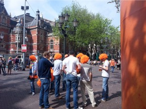 King's Day bozos