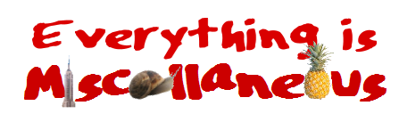 Everything is Miscellaneous logo